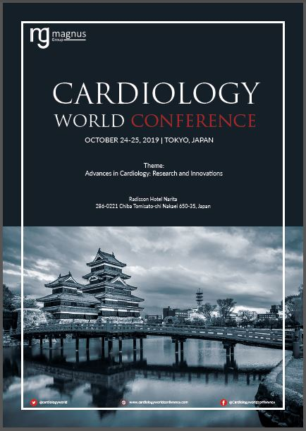 Cardiology World Conference Book